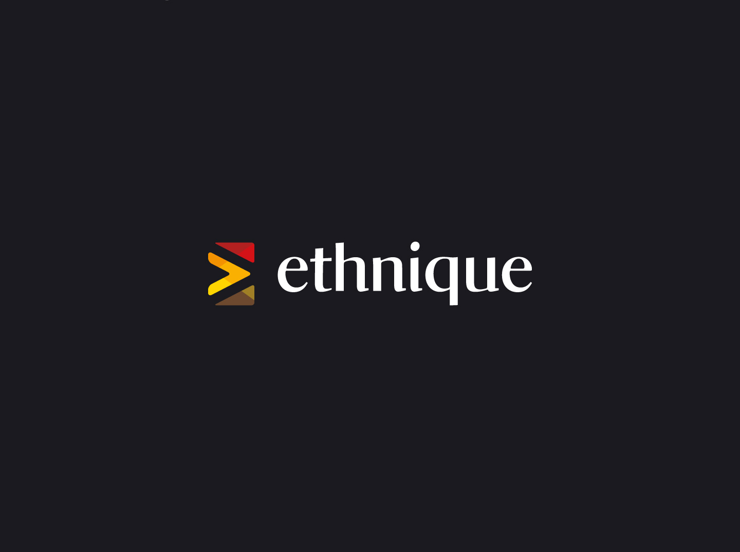 Ethnique: Visual Identity