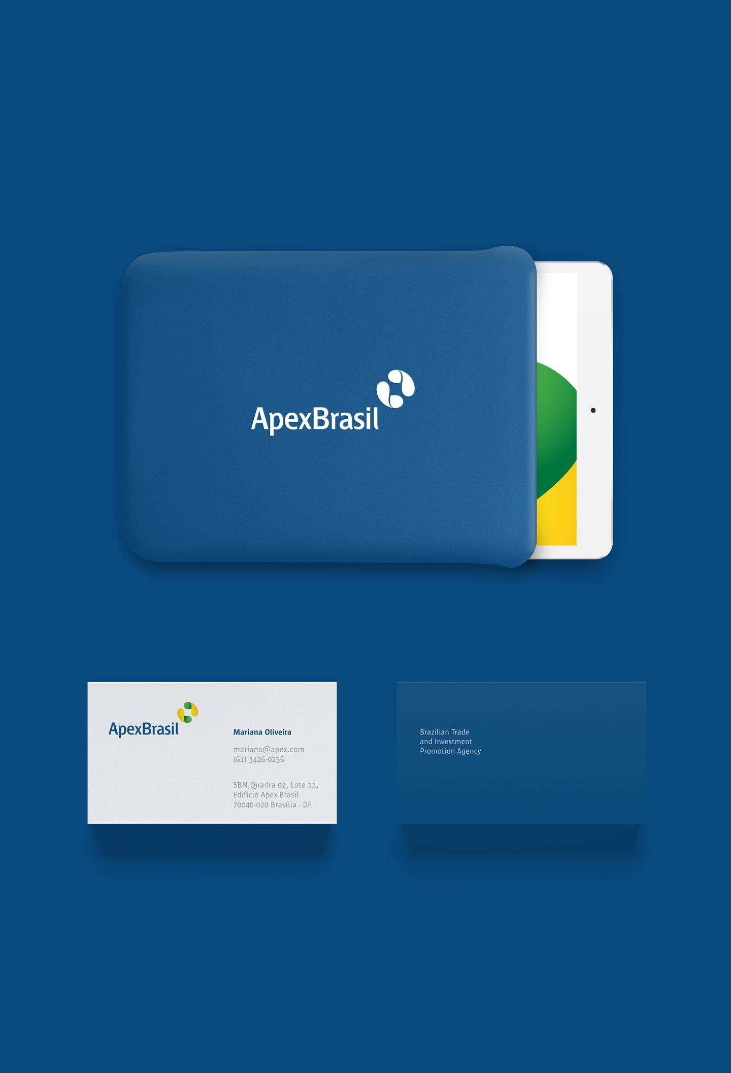 Apex-Brasil: Brand Identity