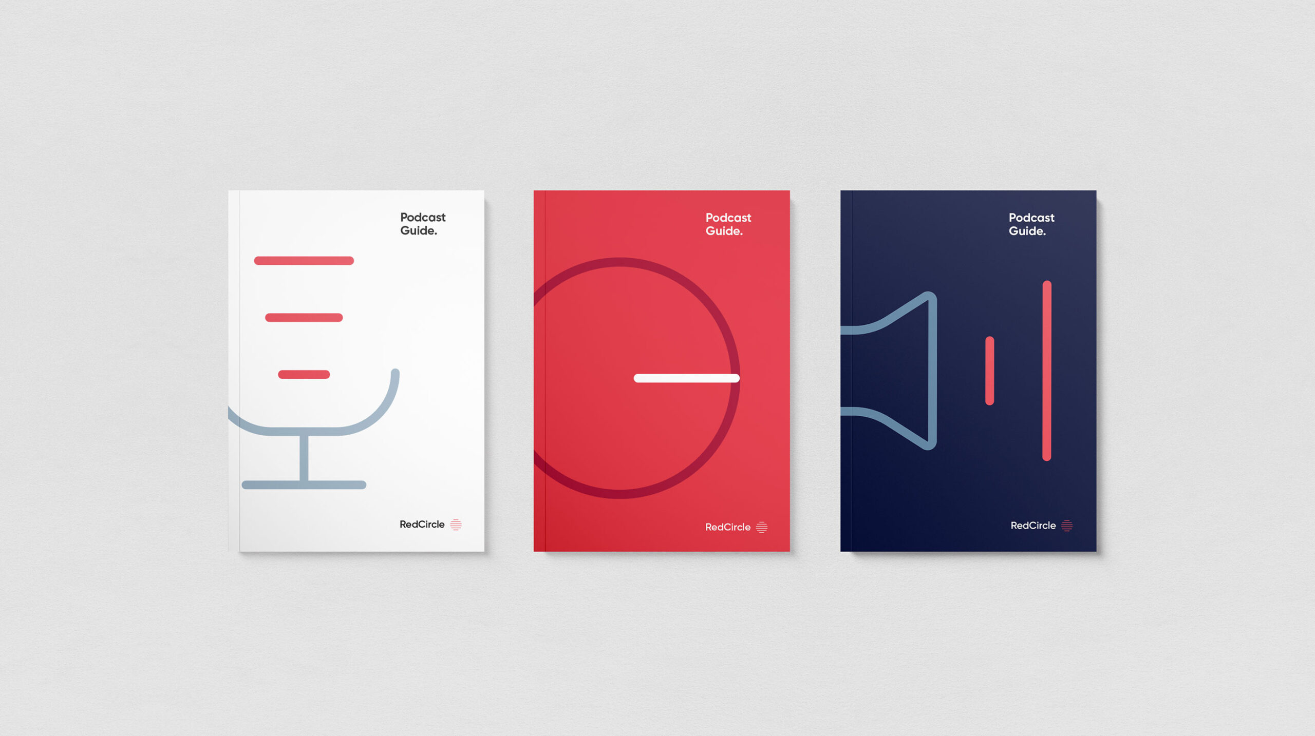 RedCircle: Brand strategy & Visual identity
